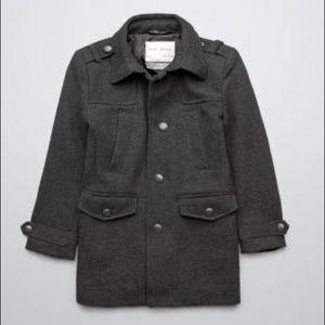 Zara Boys Military Winter Coat size 2-3 Toddler